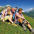 Wanderurlaub im Salzurger Dolomitenhof
