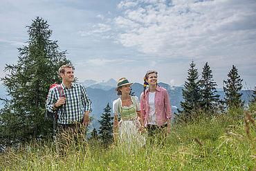 Wandern auf der Katrin, © Katrin-STMG/Stadler, Fotograf: Wolfgang Stadler