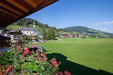 Tirolerhof/ Thomas Trinkl - entspannender Ausblick