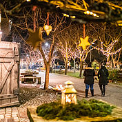Advent in der Kellergasse © Burgenland Tourismus Birgit Machtinger