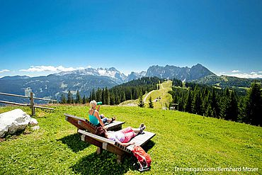Logenplatz Brunos Bergwelt