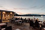Terrasse im Landhotel Das Traunsee