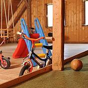 Indoorspielplatz im Landhotel Gressenbauer