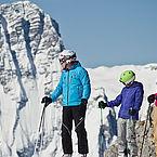 Skifahren im Stodertal