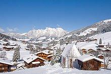 © AlpbachtalSeenland Tourismus - verschneite Winterlandschaft