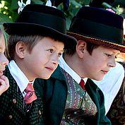 © TVB Ausserland Griese - Kinder in Tracht