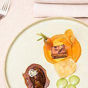5 Jahre Restaurant Bootshaus - Gastkoch Matika Breges' 2 Arten vom Lamm