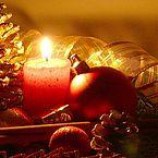 Weihnachten die ruhige Zeit des Jahres