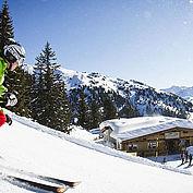 Skifahren, © Zillertal Arena