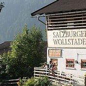 im Salzburger Wollstadel © Wildkogel-Arena Neukirchen und Bramberg