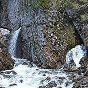 Lammertal Abtenau Dachser Wasserfall