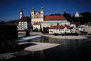 Steyr Ortsansicht, (c) Oberösterreich Tourismus GmbH, Bohnacker