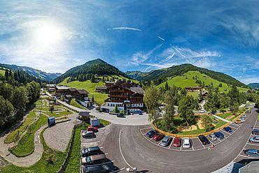 landhotel-wiedersbergerhorn-luftpanorama