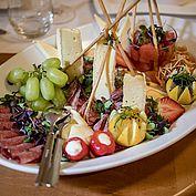 Römtertempel Privat Spa - kulinarischer Genuss