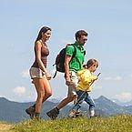 Familienwanderung rund ums Weberlandl