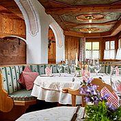 Restaurant im Landhotel Hauserbauer