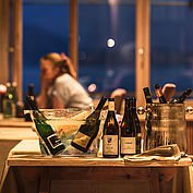 Weingenuss im Landhotel Das Traunsee