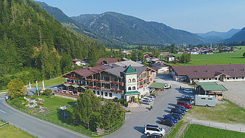 Video - Landhotel Strasserwirt, St. Ulrich am Pillersee