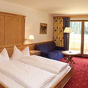 © Landhotel Strasserwirt - Doppelzimmer