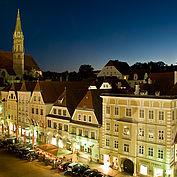 Hotel Stadtplatz © Landhotel Mader