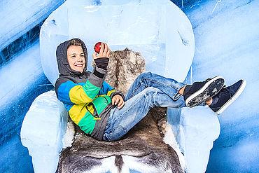 Dachstein Eispalast © PLANAI-HOCHWURZEN/Brandlion Christoph Buchegger