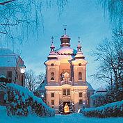 Wallfahrtskirche Christkindl in Steyr, (c) Tourismusverband Steyr/Meidl