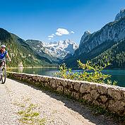 © OOE Tourismus - Mountainbiken Dachstein