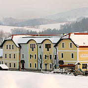 © weinfranz.at - Hotelansicht Winter