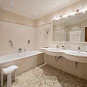 Badezimmer Suite Landhaus