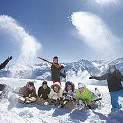 Ski- und Rodelspass der keine Wünsche offen lässt