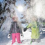 Skifahren Kinder - Familie Ski Juwel Alpbachtal