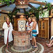 © Fotodesign David - Energie tanken beim Vitaminbrunnen im Wasserland