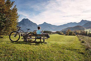 © Landhotel DAS Traunsee/ Cristof Wagner - Wander- und Radparadies Traunsee