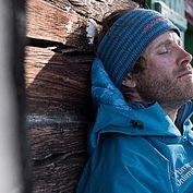 Skifahrer beim sonnen in Hinterstoder, (c) OÖT David Lugmayr
