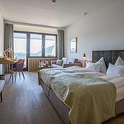 Komfortzimmer im Landhotel Das Traunsee