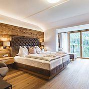 © Landhotel Edelweiss - Komfortdoppelzimmer