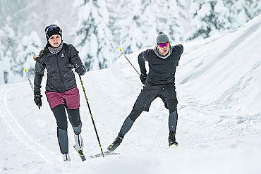 Langlaufen, (c) Fischer Sports Gmbh