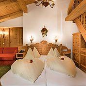 Wohlfühl- und Komfortzimmer im Landhotel Hauserbauer