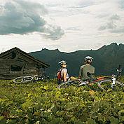 Mountainbike in Österreich