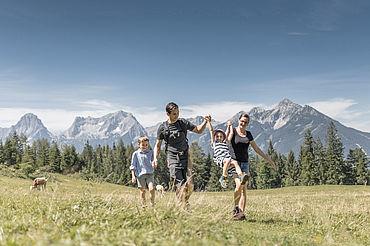 Wandern in Pyhrn-Priel Region, (c) OÖ Tourismus GmbH/Robert Maybach