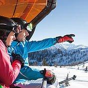 © Landhotel Edelweiss - Skigebiet Wagrain