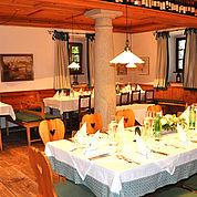 © LH Forsthof - Restaurant
