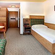 Einzelzimmer im Landhotel Tirolerhof © Landhotel Tirolerhof