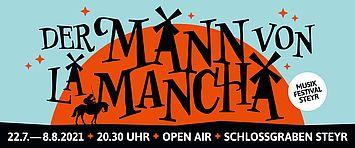 """""""Der Mann von La Mancha"""""""