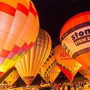 Ballonevent © CoenWeesjes/ TVB Filzmoos