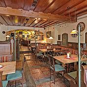 Bar und Restaurantbereich © Landhotel Mader