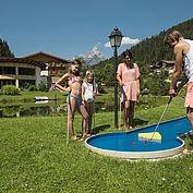 Landhotel Alpenhof - Minigolf