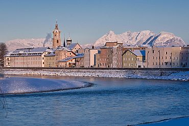 Rattenberg im Winter, ©Alpbachtal Seenland Tourismus / Grießenböck Gabriele