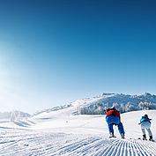 Der Sonne entgegen, © Ski amadé