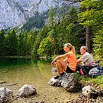 Wandern Region Traunsee Ebensee